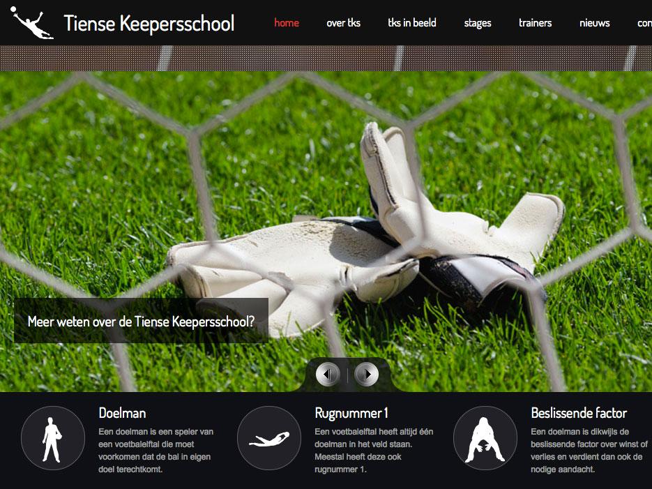 Nieuwe TKS website!